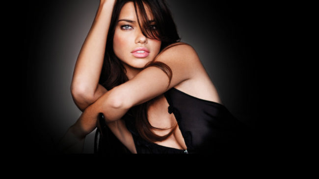 THE STORY OF ADRIANA LIMA