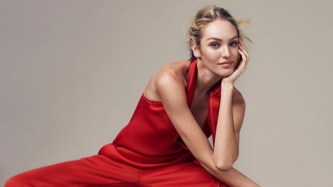 THE STORY OF CANDICE SWANEPOEL
