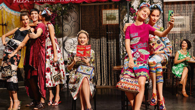 THE STORY OF DOLCE & GABBANA