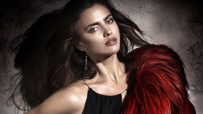 THE STORY OF IRINA SHAYK