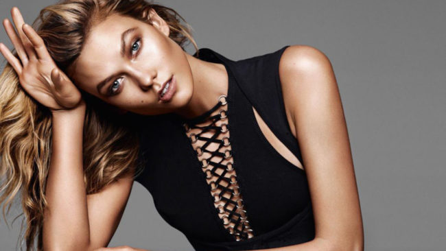 THE STORY OF KARLIE KLOSS