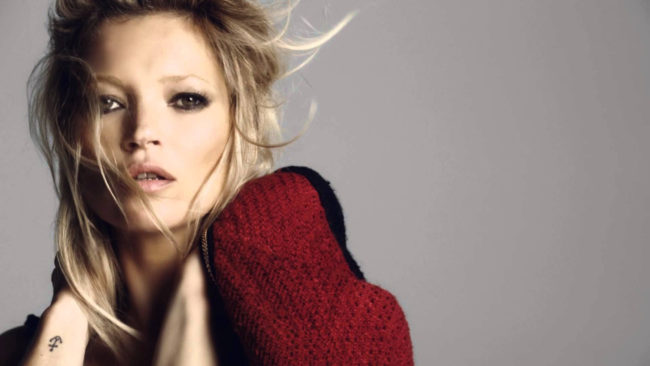 THE STORY OF KATE MOSS