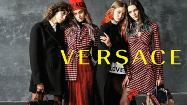 THE STORY OF VERSACE