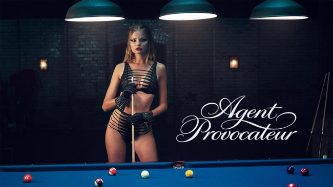 Agent Provocateur | The Story