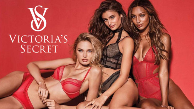 THE STORY OF VICTORIA'S SECRET