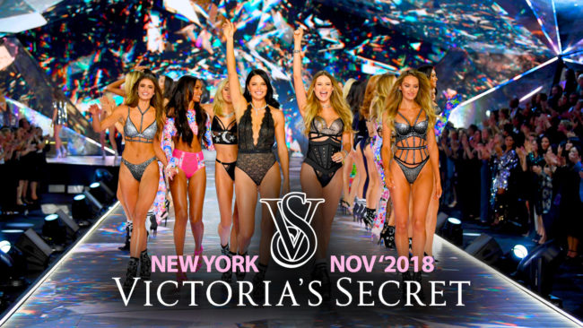 THE NEW VICTORIA'S SECRET SHOW