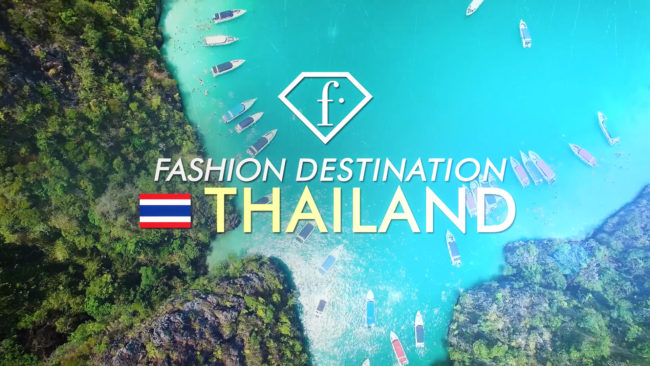 Fashion Destination Thailand