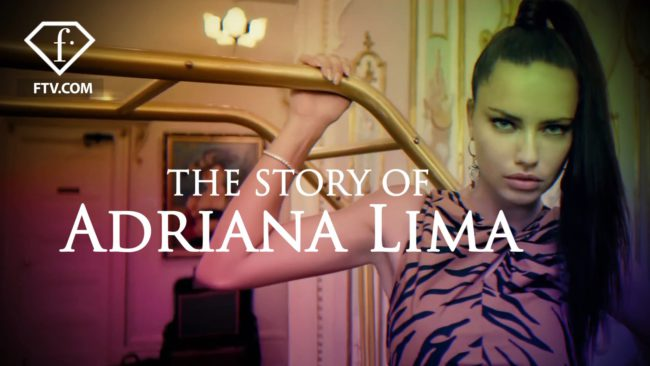 THE STORY OF ADRIANA LIMA | EP2