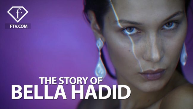 THE STORY OF BELLA HADID | EP2