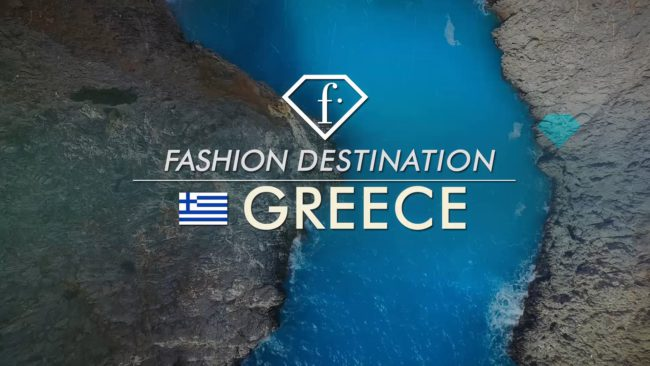 FASHION DESTINATION | GREECE