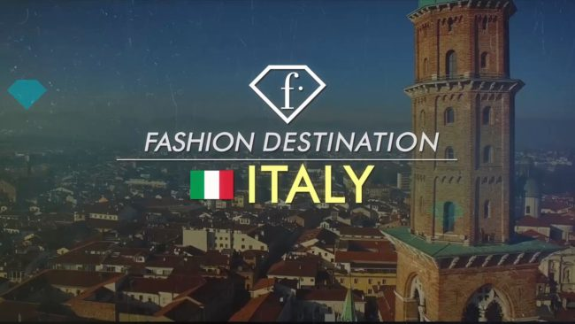 FASHION DESTINATION | ITALY
