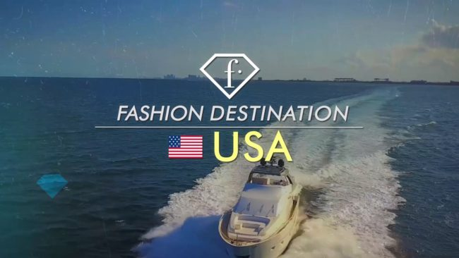 FASHION DESTINATION | USA