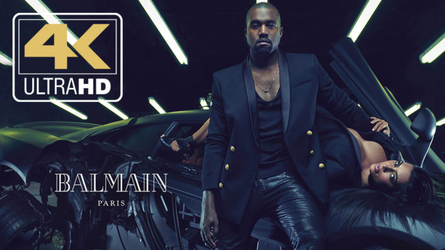 4K/UHD The Story of Balmain
