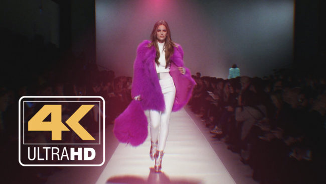 4K/UHD Fashion Trends