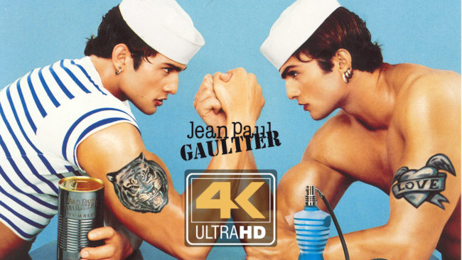 4K/UHD The Story of Jean Paul Gaultier