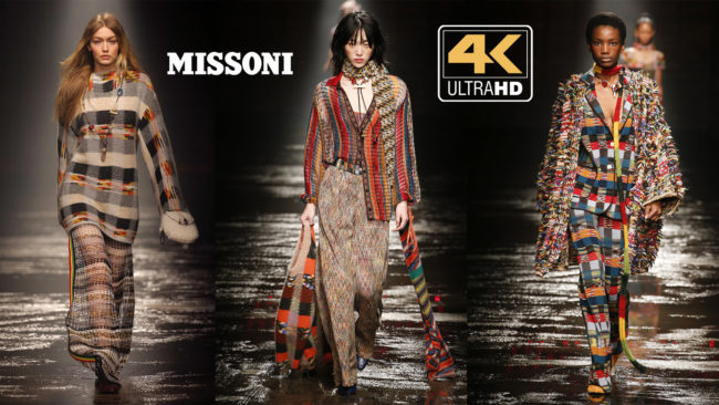 4K/UHD The Story of Missoni