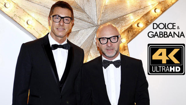 4K/UHD The Story of Dolce & Gabbana