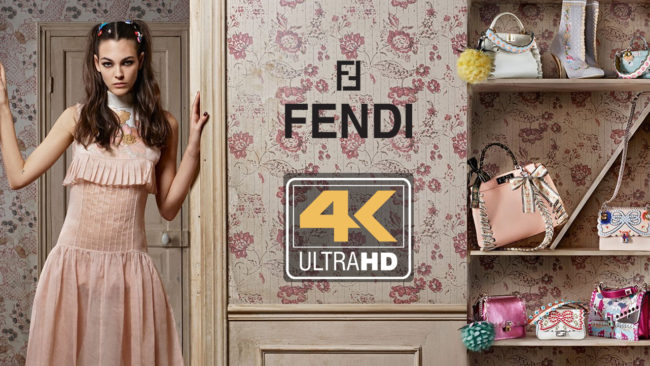 4K/UHD The Story of Fendi