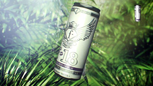 FashionTV F-18 Energy Drink