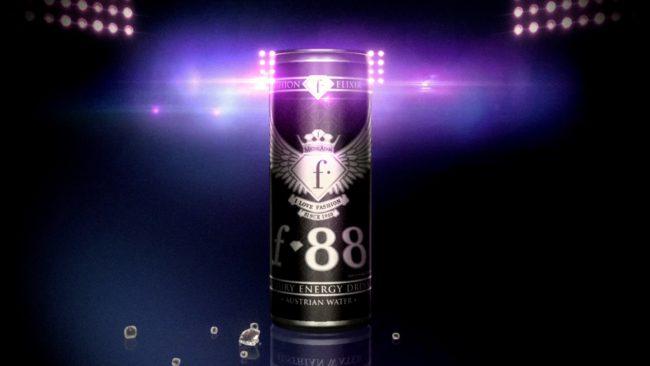 FashionTV F-88 Energy Drink