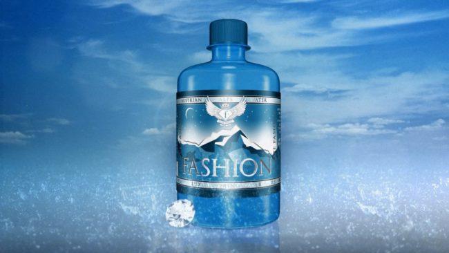 FashionTV Luxury Mineral Water