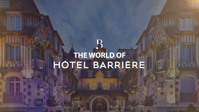 The World of Barriere