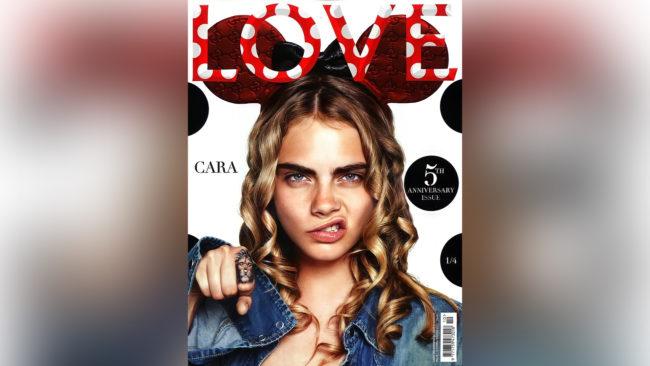 Love Magazine | The Story